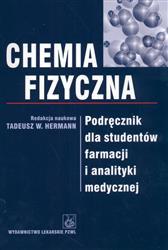 Chemia fizyczna Podręcznik dla studentów farmacji i analityki medycznej-15443