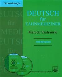 Deutsch fur zahnmediziner   CD  Szafrański Marceli-19837