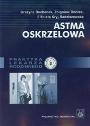 Astma oskrzelowa  Bochenek Grazyna, Doniec Zbigniew, Kryj-Radziszewska Elżbieta-31756