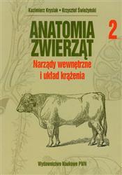 Anatomia zwierząt Tom 2  Krysiak Kazimierz, Świeżyński Krzysztof-32027