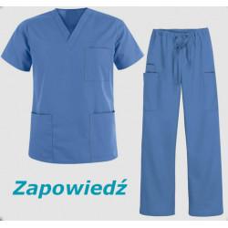 Komplet medyczny - scrubsy RÓŻNE Kolory