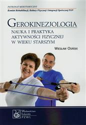 Gerokinezjologia  Osiński Wiesław-55195
