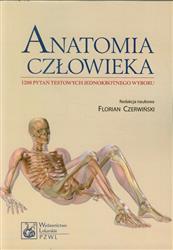 Anatomia człowieka  Czerwiński Florian, Kozik Wojciech, Ziętek Zbigniew-57661