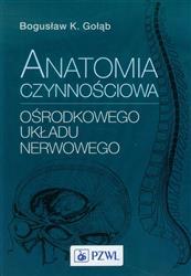 Anatomia czynnościowa ośrodkowego układu nerwowego  Gołąb Bogusław K.-59994