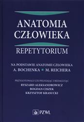 Anatomia człowieka Repetytorium  Aleksandrowicz Ryszard, Ciszek Bogdan, Krasucki Krzysztof-67972