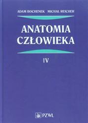 Anatomia człowieka Tom 4  Bochenek Adam, Reicher Michał-70306