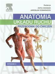 Anatomia układu ruchu Przewodnik do ćwiczeń-77656