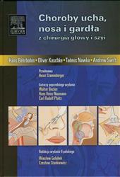 Choroby ucha nosa i gardła  Behrbohm Hans, Kaschke Oliver, Nawka Tadeus, Swift Andrew-77683