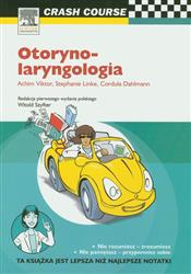 Otorynolaryngologia Crash Course  Viktor Achim, Linke Stephanie, Dahlman Cordula-77737