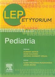 LEPetytorium Pediatria  Pieczonka-Ruszkowska Ilona, Zeckei Jacek-77772