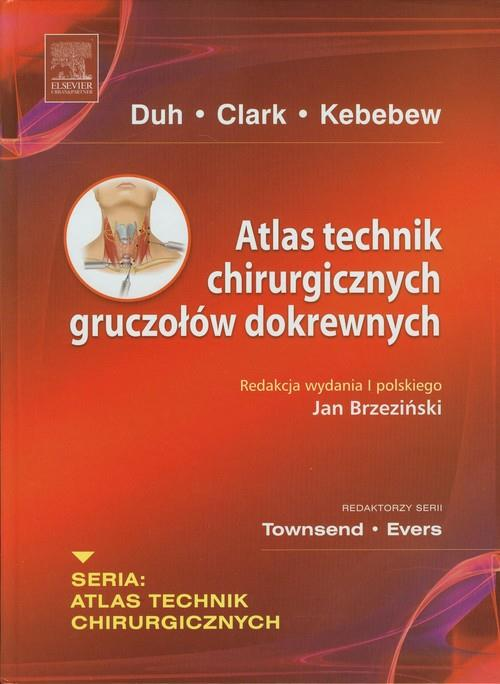 Atlas technik chirurgicznych gruczołów dokrewnych-78054