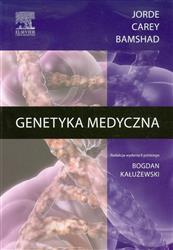 Genetyka medyczna  Jorde Lynn B., Carey John C., Bamshad Michael J.-78141