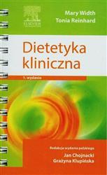 Dietetyka kliniczna  Width Mary, Reinhard Tonia-78159