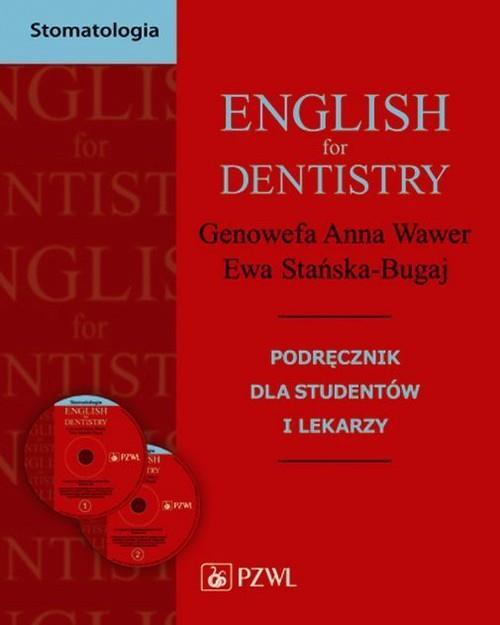 English for dentistry   CD  Wawer Genowefa Anna, Stańska-Bugaj Ewa-80678