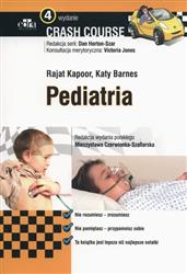 Crash Course Pediatria  Kapoor Rajat, Barnes Katy-106229