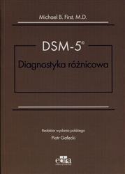 DSM-5 Diagnostyka różnicowa  First Michael B.-115128