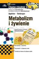 Metabolizm i żywienie Crash Course  Vanbergen O. , Appleton O.-141125