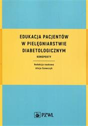 Edukacja pacjentów w pielęgniarstwie diabetologicznym-151650