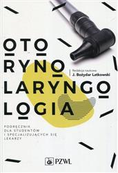 Otorynolaryngologia Podręcznik dla studentów i specjalizujących się lekarzy-153615