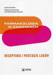 Farmakologia w zadaniach Receptura i postacie leków-185790