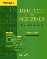 Deutsch fur Mediziner Podręcznik   2CD  Szafrański Marceli-190189