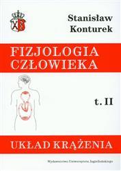 Fizjologia człowieka Tom 2 Układ krążenia  Konturek Stanisław-232802