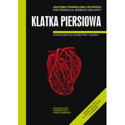 Anatomia prawidłowa SKAWINA - Klatka piersiowa