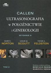 Callen. Ultrasonografia w położnictwie i ginekologii . Tom 2-264272