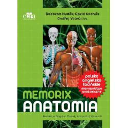 Memorix Anatomia polsko-angielsko-łacińskie...
