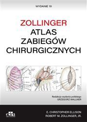 Atlas zabiegów chirurgicznych. Zollinger-271980