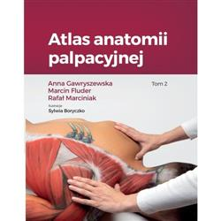Atlas anatomii palpacyjnej Tom 2-325542
