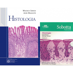 Histologia Sawickiego + Flashcardsy Sobotta...