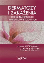 Dermatozy i zakażenia okolic zewnętrznych narządów płciowych-328133